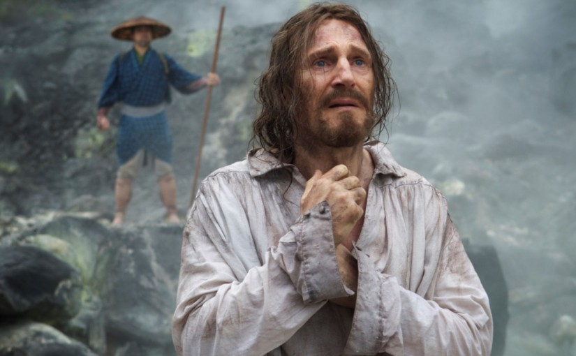 FIRST LOOK: LIAM NEESON IN MARTIN SCORSESE'S SILENCE INDIEWIRE: