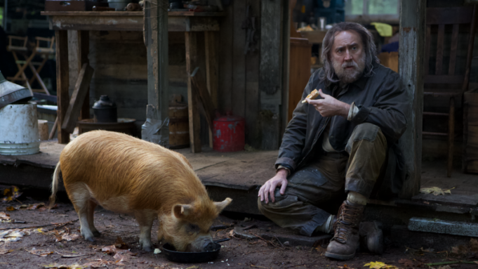 'PIG' REVIEW: NICOLAS CAGE IS AT HIS MELANCHOLIC BEST IN THIS STRANGE, SAD PORCINE DRAMA